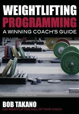 Weightlifting Programming A Winning Coach's Guide