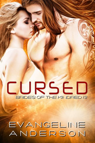 Review Cursed (Brides of the Kindred #13) PDF by Evangeline Anderson