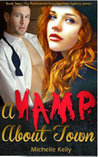 A Vamp About Town (The Paranormal Investigations Agency #2)