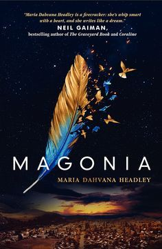 magonia by maria dahvana headley reviews discussion
