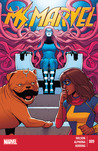 Ms. Marvel, #9: Generation Why, Part II