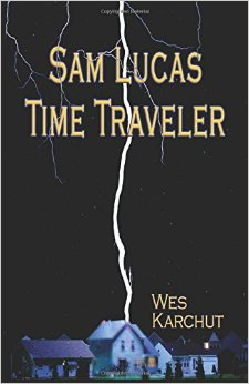 Sam Lucas, Time Traveler by Wes Karchut