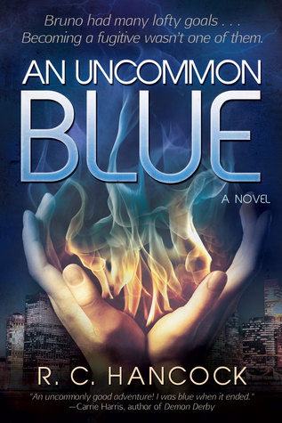 An Uncommon Blue by R.C. Hancock