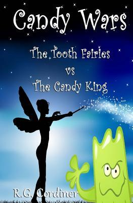 Candy Wars by R.G. Cordiner