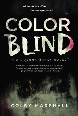 Color Blind (Dr. Jenna Ramey #1)