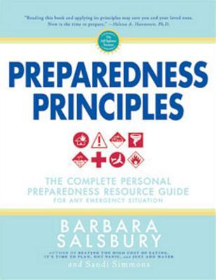 Preparedness Principles by Barbara Salsbury