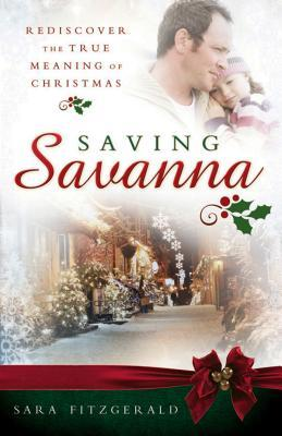 Saving Savanna by Sara Fitzgerald