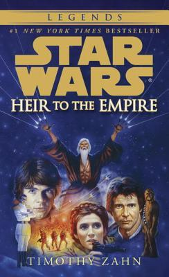 Heir to the Empire (Thrawn Trilogy, #1)