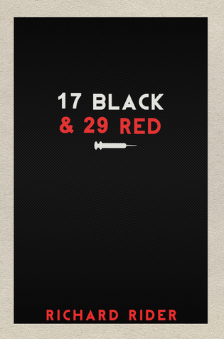 17 Black and 29 Red by Richard Rider