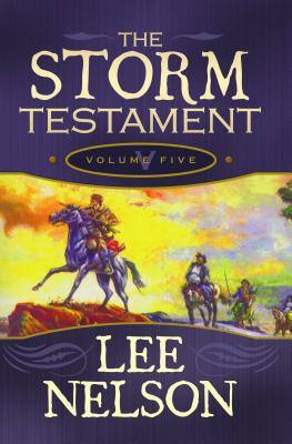 Review The Storm Testament V iBook by Lee Nelson