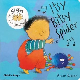 Sign and Sing Along: Itsy Bitsy Spider