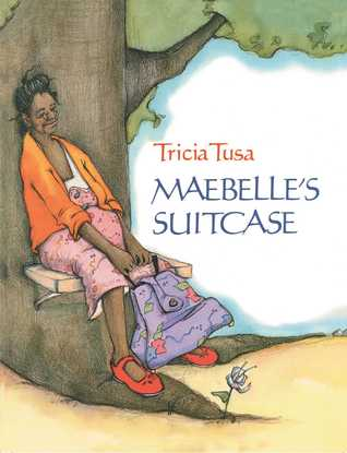 Maebelle's Suitcase by Tricia Tusa