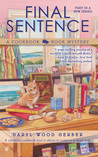 Final Sentence (Cookbook Nook Mystery, #1)