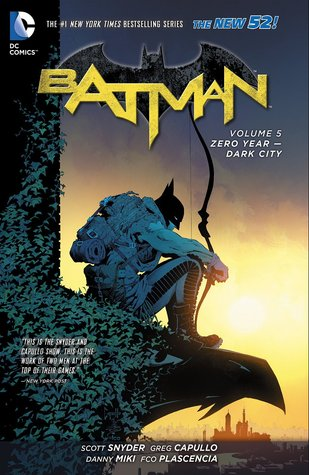 Batman, Vol. 5: Zero Year: Dark City