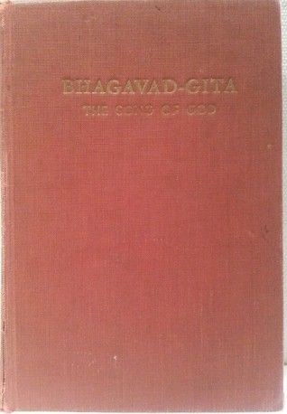 Download for free Bhagavad-Gita: the song of god DJVU