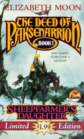 Sheepfarmer's Daughter (The Deed of Paksenarrion, #1)