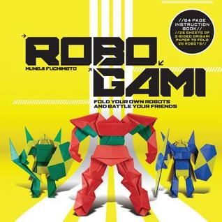 Robogami Kit by Muneji Fuchimoto