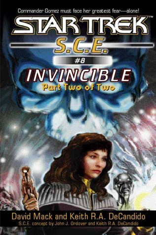 Find Invincible, Part 2 (Star Trek SCE (ebooks) #8) FB2 by David Mack, Keith R.A. DeCandido