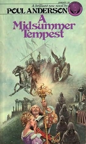 A Midsummer Tempest by Poul Anderson