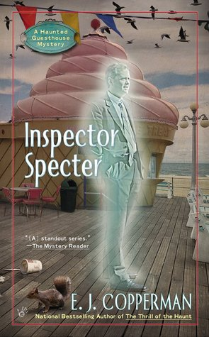 Inspector Specter (A Haunted Guesthouse Mystery, #6)
