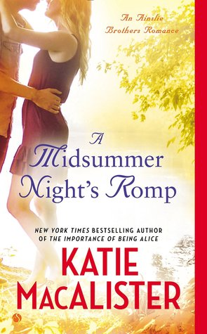 A Midsummer Night's Romp by Katie MacAlister