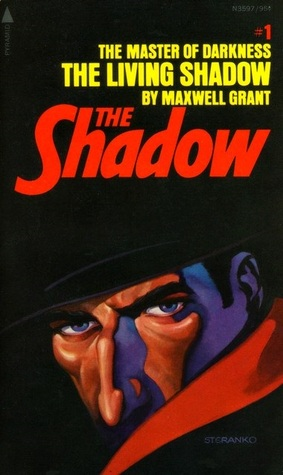 The Living Shadow by Walter B. Gibson