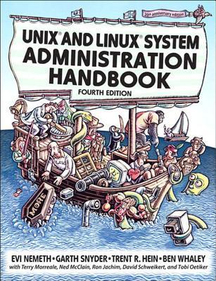 UNIX and Linux System Administration Handbook by Evi Nemeth