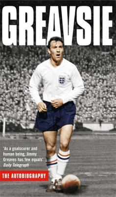 Greavsie by Jimmy Greaves