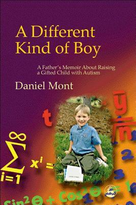 Japanese boy with autism book