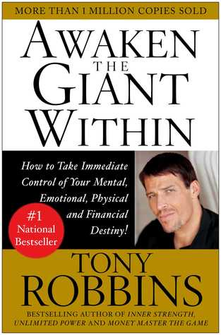 Awaken the Giant Within by Anthony Robbins