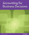Accounting for Business Decision