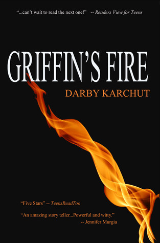 Griffin's Fire by Darby Karchut