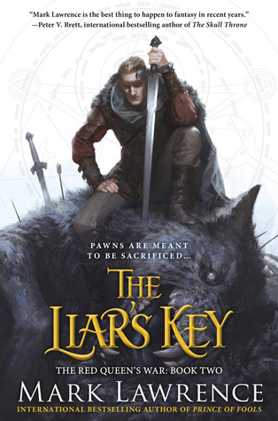 The Liar's Key by Mark Lawrence (The Red Queen's War #2)
