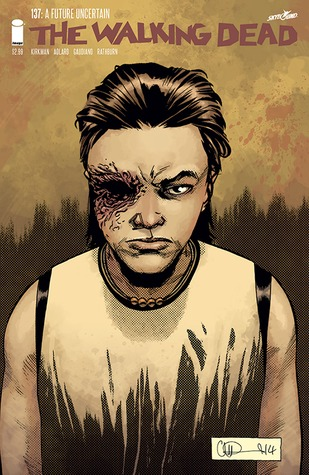 The Walking Dead, Issue #137