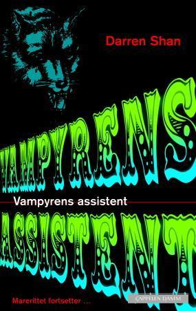 Vampyrens assistent (Cirque du Freak #2)