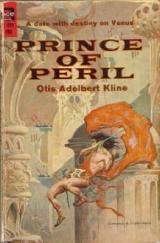 Prince of Peril Robert Grandon 2