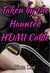 Taken by the Haunted HDMI Cable: (Cable Erotica)