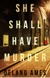 She Shall Have Murder (Jane and Dagobert Brown #1)