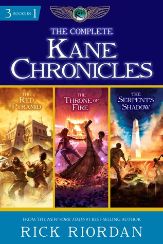 Image result for The Kane Chronicles