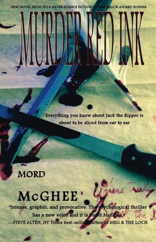 Murder Red Ink by Mord McGhee