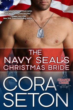 The Navy SEAL's Christmas Bride (The Heroes of Chance Creek, #2.5)