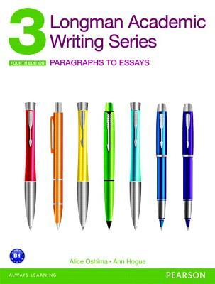 longman academic writing series 3 paragraphs to essays on love