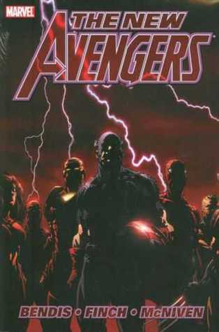 The New Avengers Hardcover Collection Vol. 1