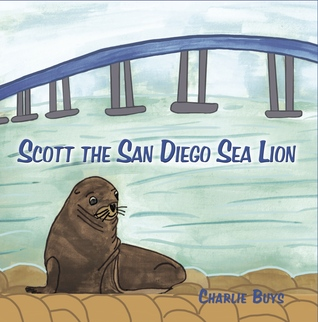 Scott the San Diego Sea Lion by Charlie Buys