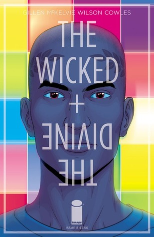 The Wicked + The Divine #8 (The Wicked + The Divine, #8)