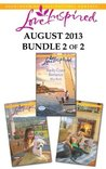 Love Inspired August 2013 - Bundle 2 of 2: Healing Hearts\Rocky Coast Romance\Daddy Next Door
