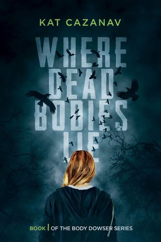 Where Dead Bodies Lie (Body Dowser #1)