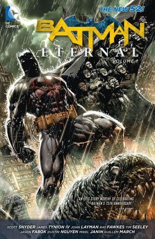 Batman: Eternal, Vol. 1