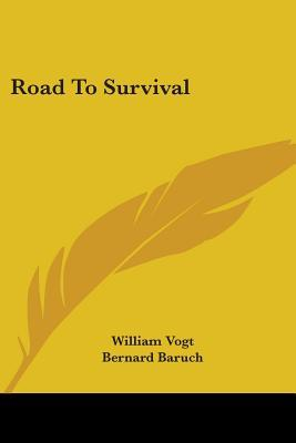 Road to Survival by William Vogt