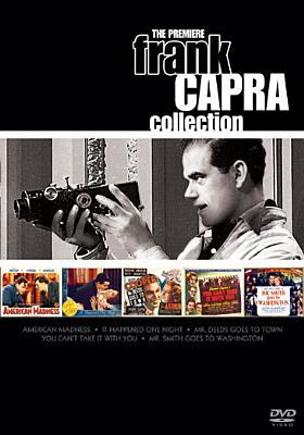 The Premiere Frank Capra Collection Movie Scrapbook